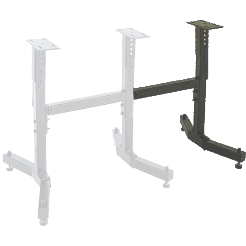 HEAVY DUTY WOOD LATHE STAND EXTENSION