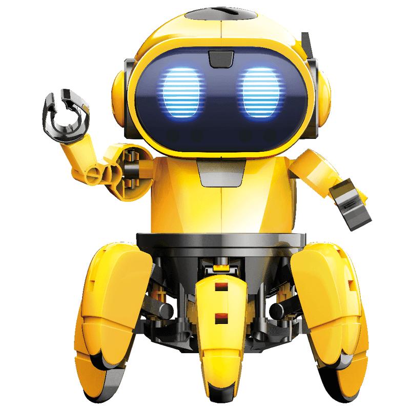 TOBBIE THE ROBOT BUILD N PLAY KIT