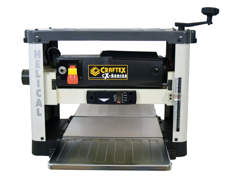 12.5IN. PLANER WITH HELICAL CUTTERHEAD CSA CX125HC