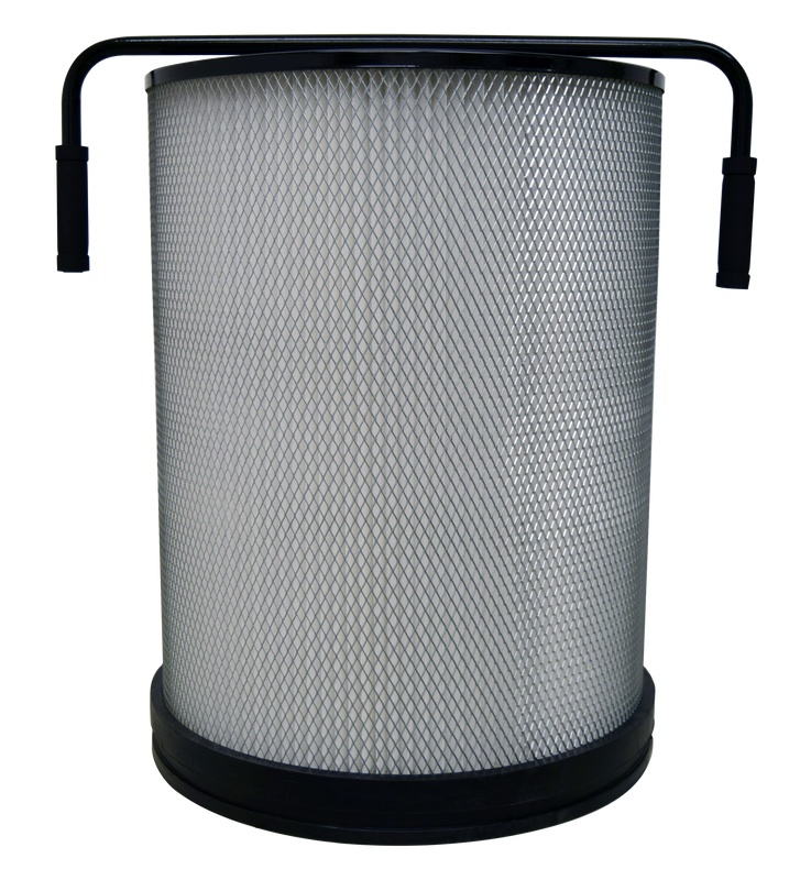 1 MICRON CANISTER FILTER 2HP 3HP DUST CXCANISTER