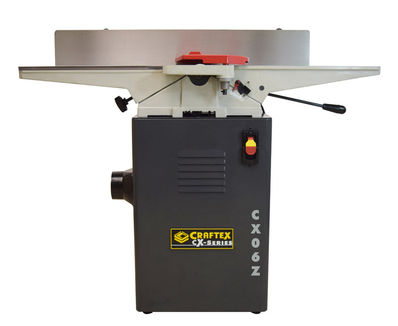 6IN. JOINTER 1HP CRAFTEX CX SERIES CX06Z