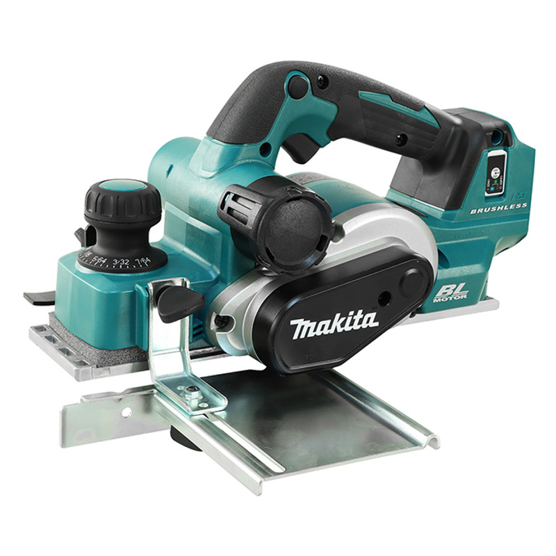 18V MAKITA 3 1/4IN. PLANER BRUSHLESS TOOL