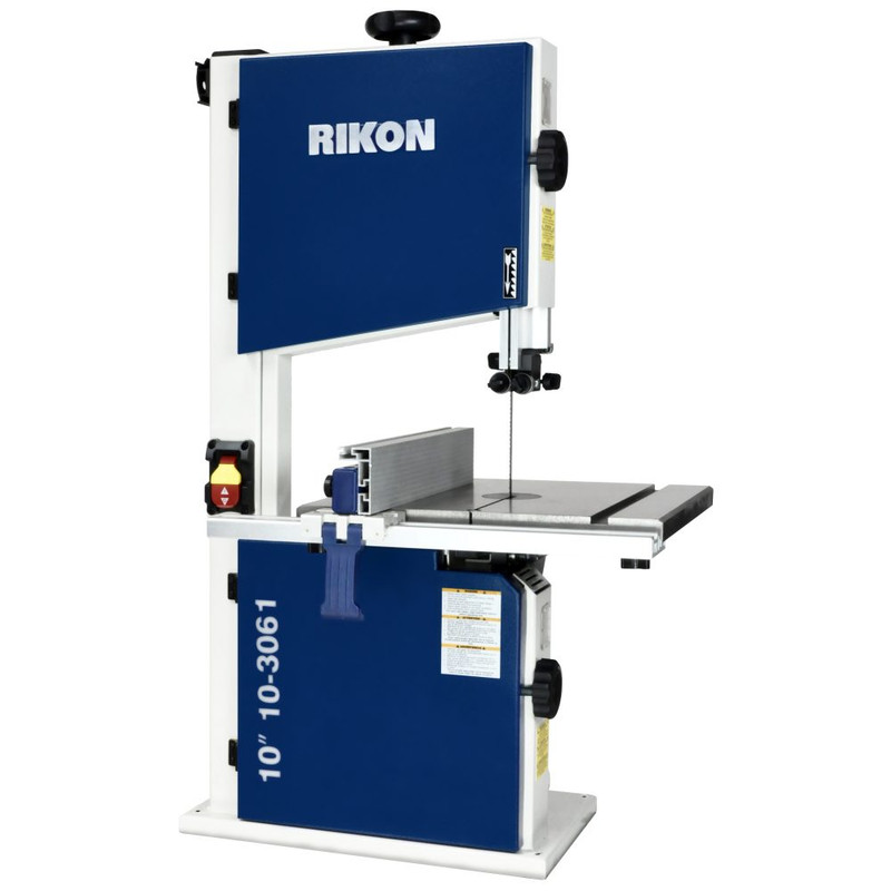 10IN. DELUXE BANDSAW 1/2 HP 2 SPEED RIKON