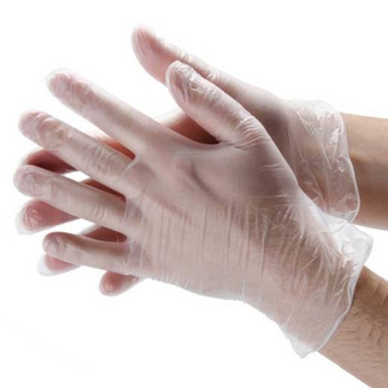 GLOVES VINYL POWDER FREE MEDIUM