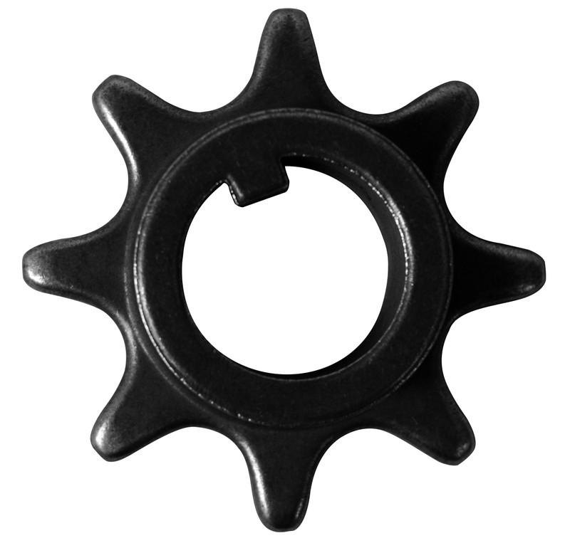SPROCKET WHEEL GEAR 8T X 37.87MM X 11.8M