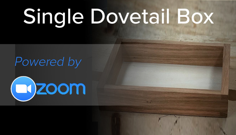 HOW TO MAKE A SINGLE DOVETAILED BOX WEBI