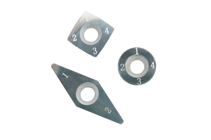 3PC REPLACEMENT CARBIDE INSERTS FOR BB10