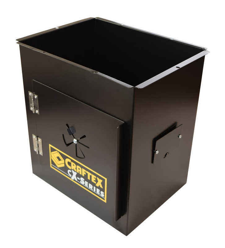 DUST COLLECTION BOX FOR ROUTER TABLES CR