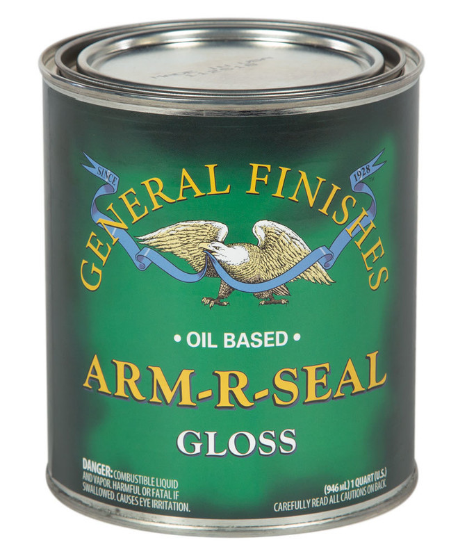 GENERAL ARM R SEAL GLOSS 1QT