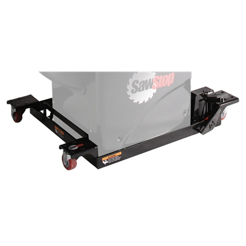 SAW STOP INDUSTRIAL MOBILE BASE ASSEMBLY
