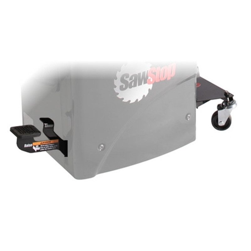 MOBILE BASE FOR SAW STOP PRO CABINET SAW