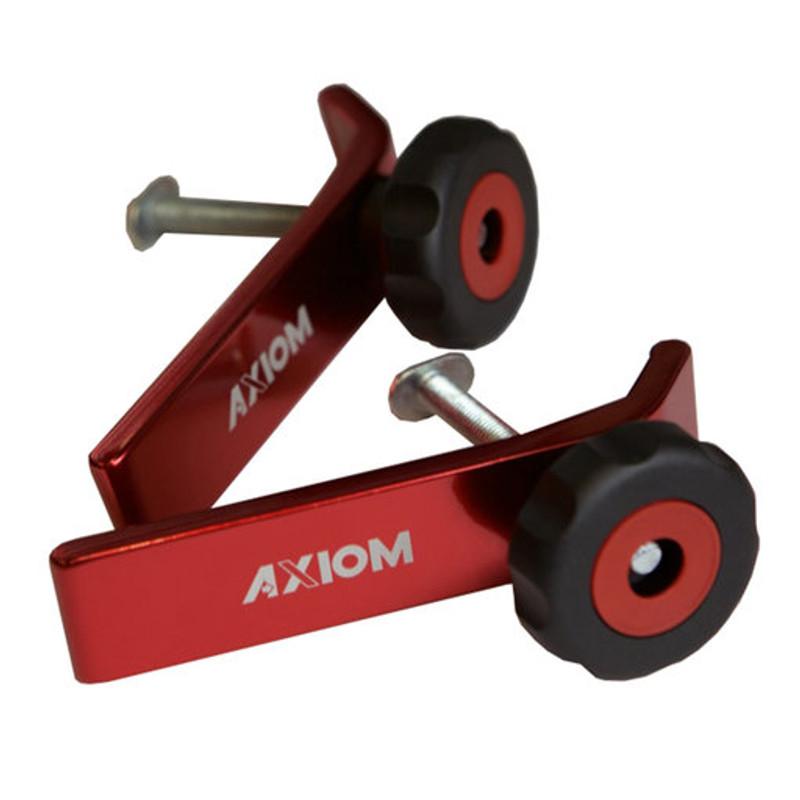 AXIOM HOLD DOWN CLAMP PAIR