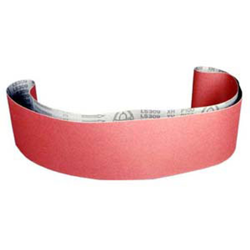 BELT 6IN. X 99 1/4IN. 100 GRIT