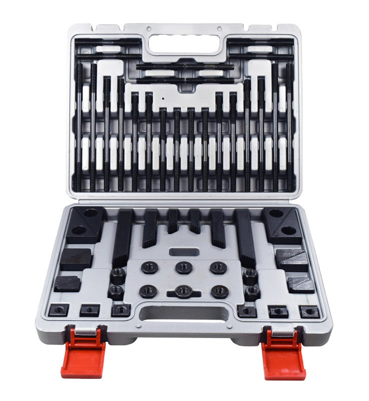DELUXE 52PC CLAMPING KIT METRIC M10 BB110