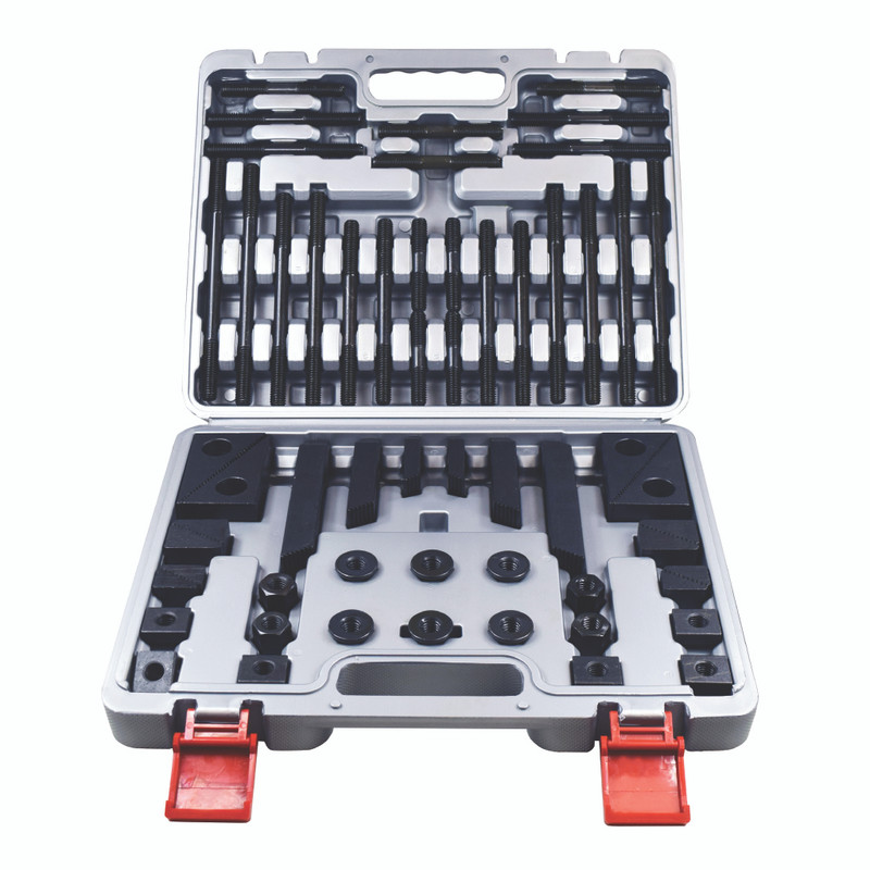 DELUXE 52PC CLAMPING KIT M12 X 16