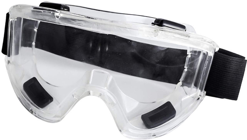 GOGGLES WITH POLYCARBONATE FRAME Ÿ
