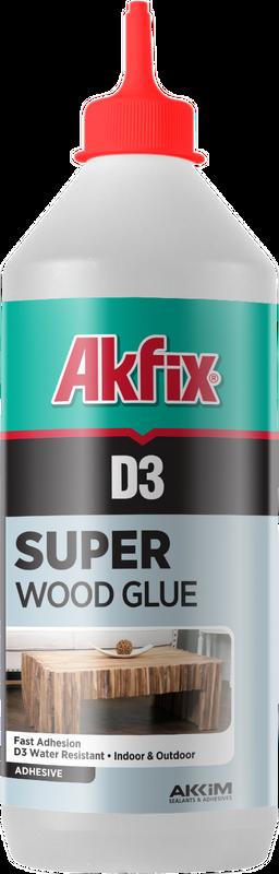 AKFIX SUPER WOOD GLUE 500 GR