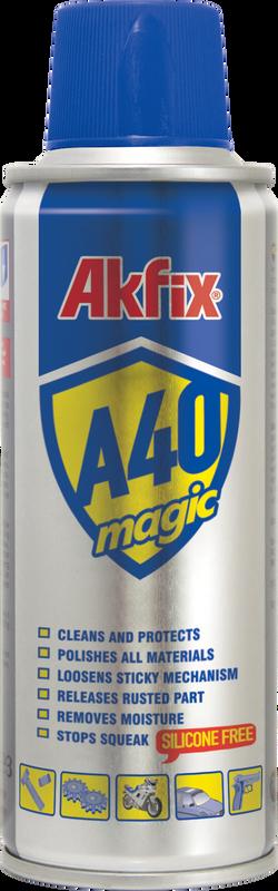AKFIX A40 MAGIC LUBRICANT 400 ML