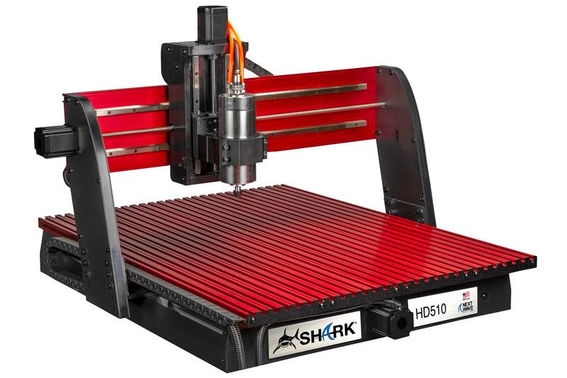 NEXT WAVE CNC SHARK HD510