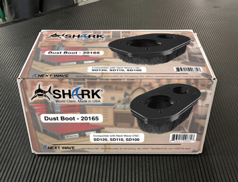 SD DUST BOOT NEXT WAVE CNC