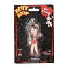 Betty Boop Wink 3D Keychain