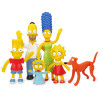 Simpsons Family Bendables