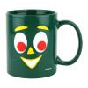 Gumby Face Ceramic Mug