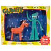 "50s Edition 6.5"" Gumby & Pokey Boxed Bendable Pair"