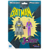 "Batman & The Joker 3"" Bendable Pair"