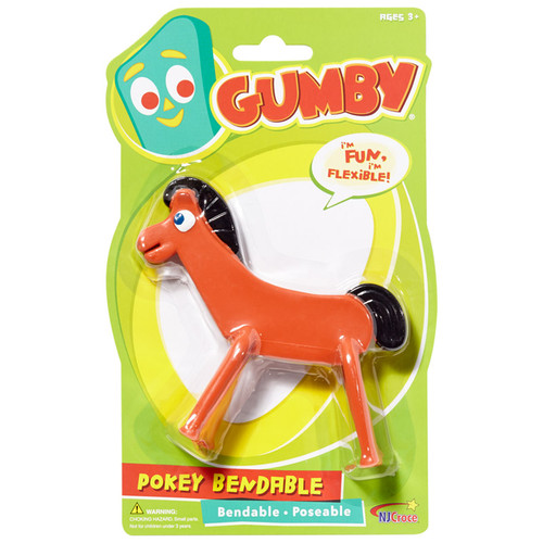 Pokey 5 inch Bendable