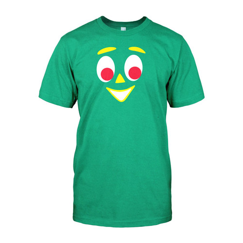 Gumby Face T-Shirt