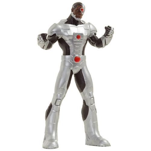 """Cyborg 8"""" Bendable - Justice League New 52"""