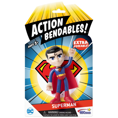 ACTION BENDALBES! - Superman