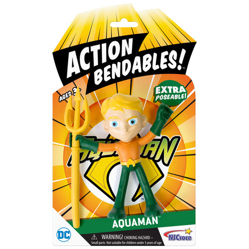 ACTION BENDALBES! - Aquaman