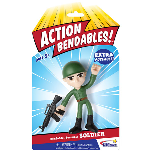 ACTION BENDALBES! - Soldier