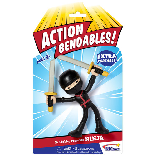 ACTION BENDALBES! - Ninja