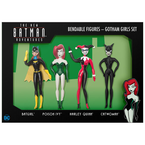 TNBA Gotham Girls Boxed Set