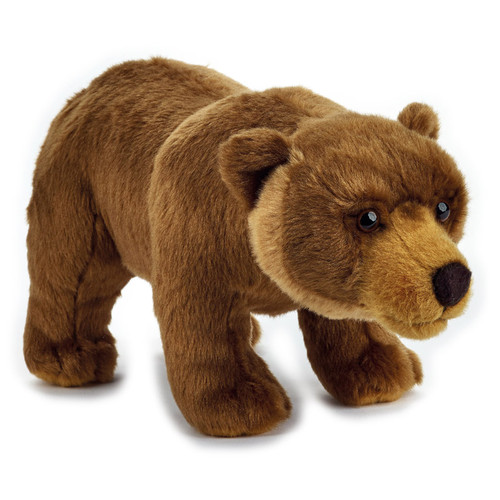 """National Geographic Grizzly Bear 11"""" (Basic Collection)"""