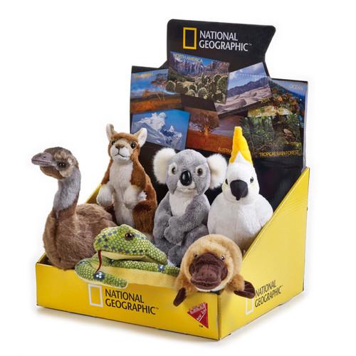 National Geographic Australia Babies 6 pc. Asst.