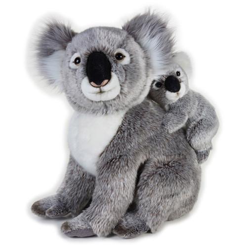 "National Geographic Koala with Joey 15"""