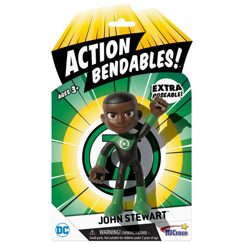 ACTION BENDALBES! - John Stewart Green Lantern