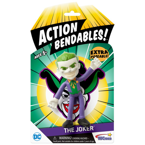 ACTION BENDALBES! - The Joker