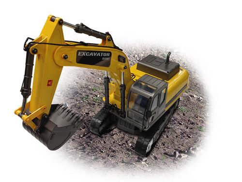 Premium Giant R/C Excavator