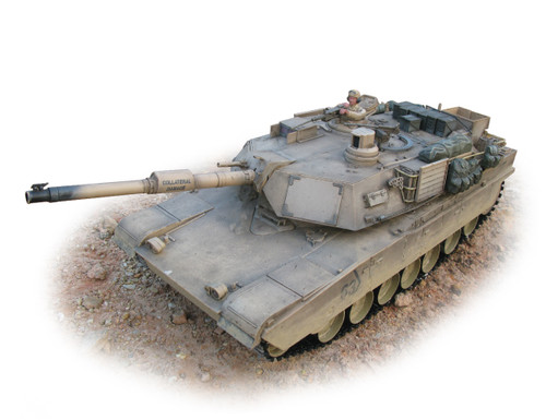 Premium Giant R/C M1A2 Abrams