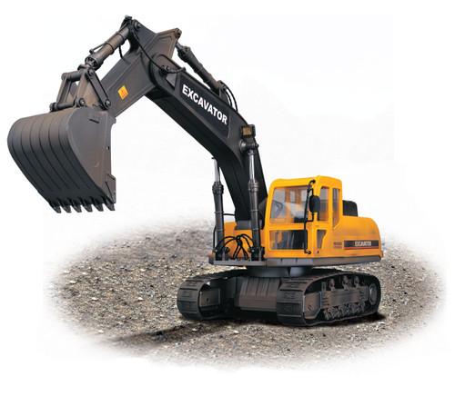 Giant R/C Excavator
