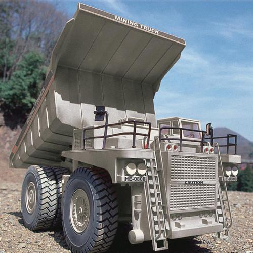 Giant R/C Mining Truck