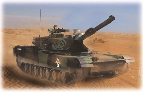 Giant R/C M1A1 Abrams