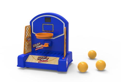 Hoop Pong Game