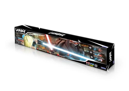 """Lazber """"Blade-X-Fighter"""" Laser Sabers"""