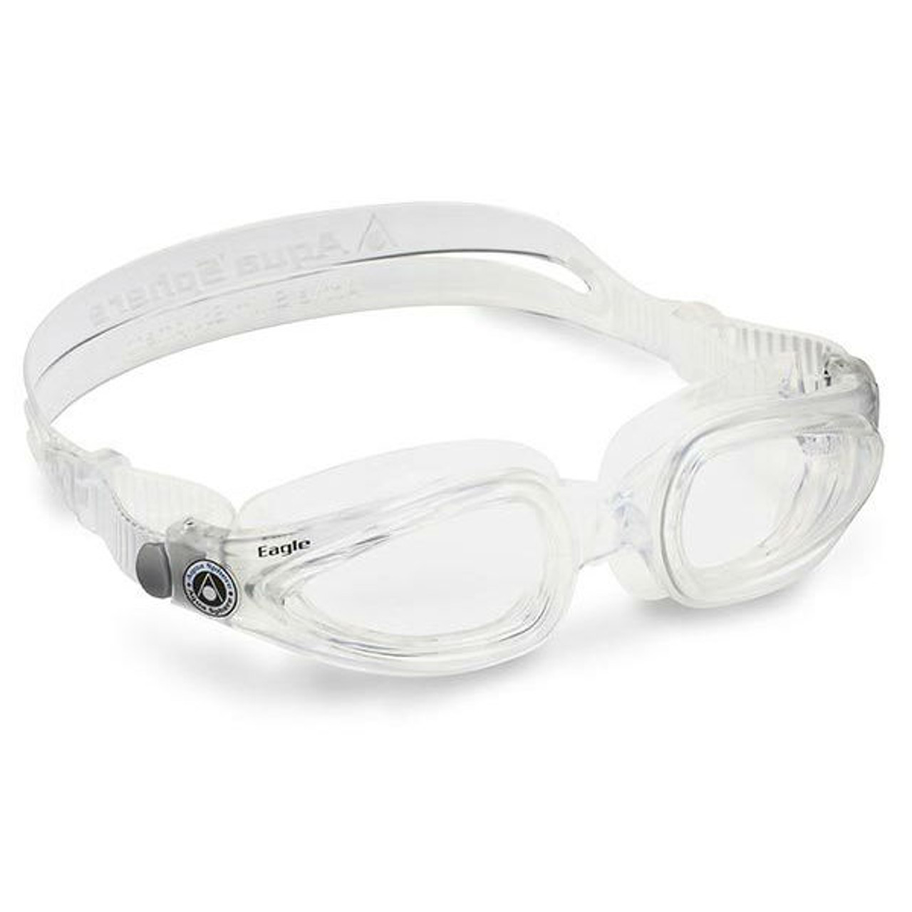 34fb3cc676a Aqua Sphere Eagle Prescription Swimming Goggles - Extra Lens ...